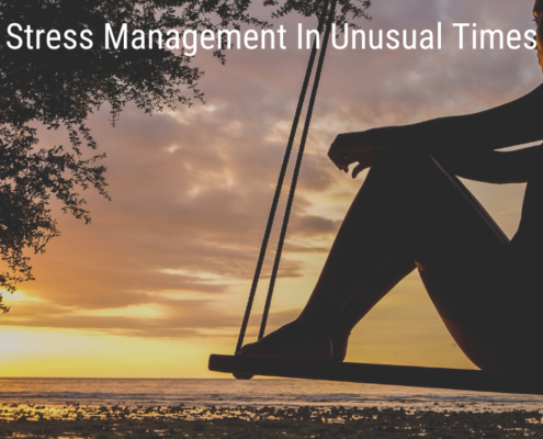 Stress Mgt In Unusal Times (2)